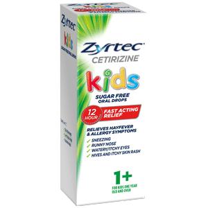 Zyrtec Kids Drops