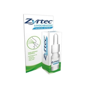 Zyrtec Nasal Spray