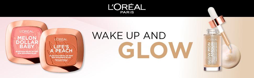 WAKE UP & GLOW
