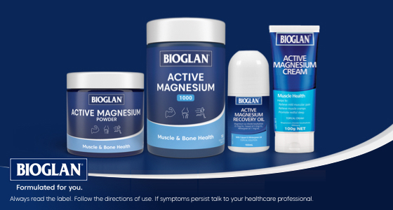 Bioglan Active Magnesium 150s