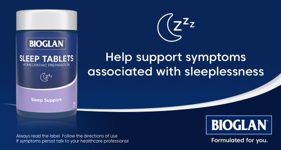 Bioglan Sleep Tablets 90 Tablets
