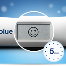 Clearblue Advanced Digital Ovulation Test, 10