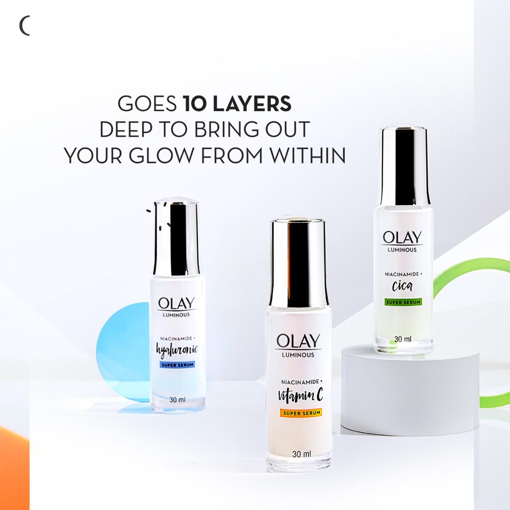 Olay Luminous