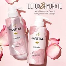 Pantene Rose Water
