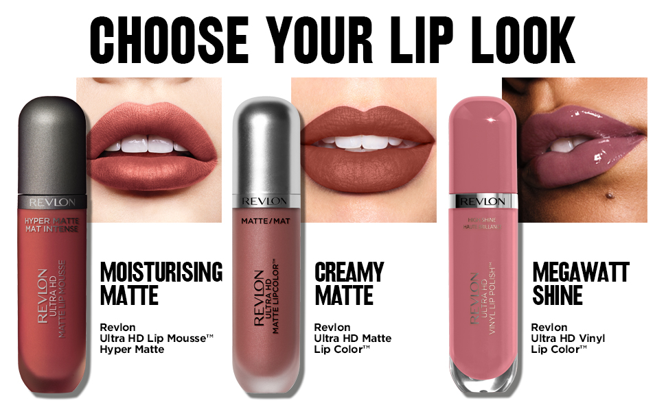 Ultra HD Matte Lip Color