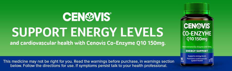 Cenovis Co-Enzyme Q10 150mg