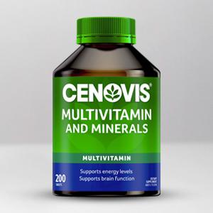 Cenovis Multivitamin & Minerals