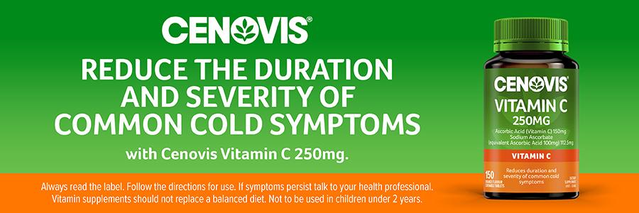 Cenovis Vitamin C 250