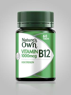 NO Vitamin B12