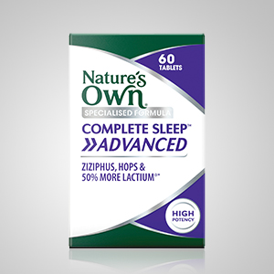 Nature's Own Complete Sleep Advanced 60/