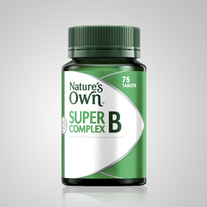 Nature's Own Super B Complex 75